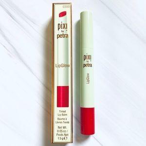 PIXI LipGlow Tinted Lip Balm in Ruby